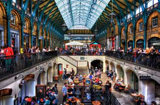 Independent Shopping in Covent Garden