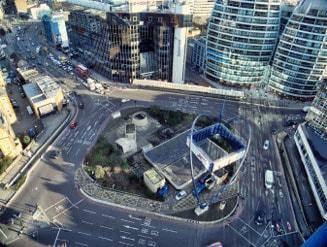 What Old Street Roundabout Could Be Replaced By Next Year