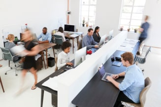 8 ways to increase productivity through office design