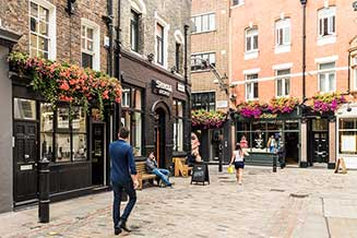A Commercial Property Guide to Soho