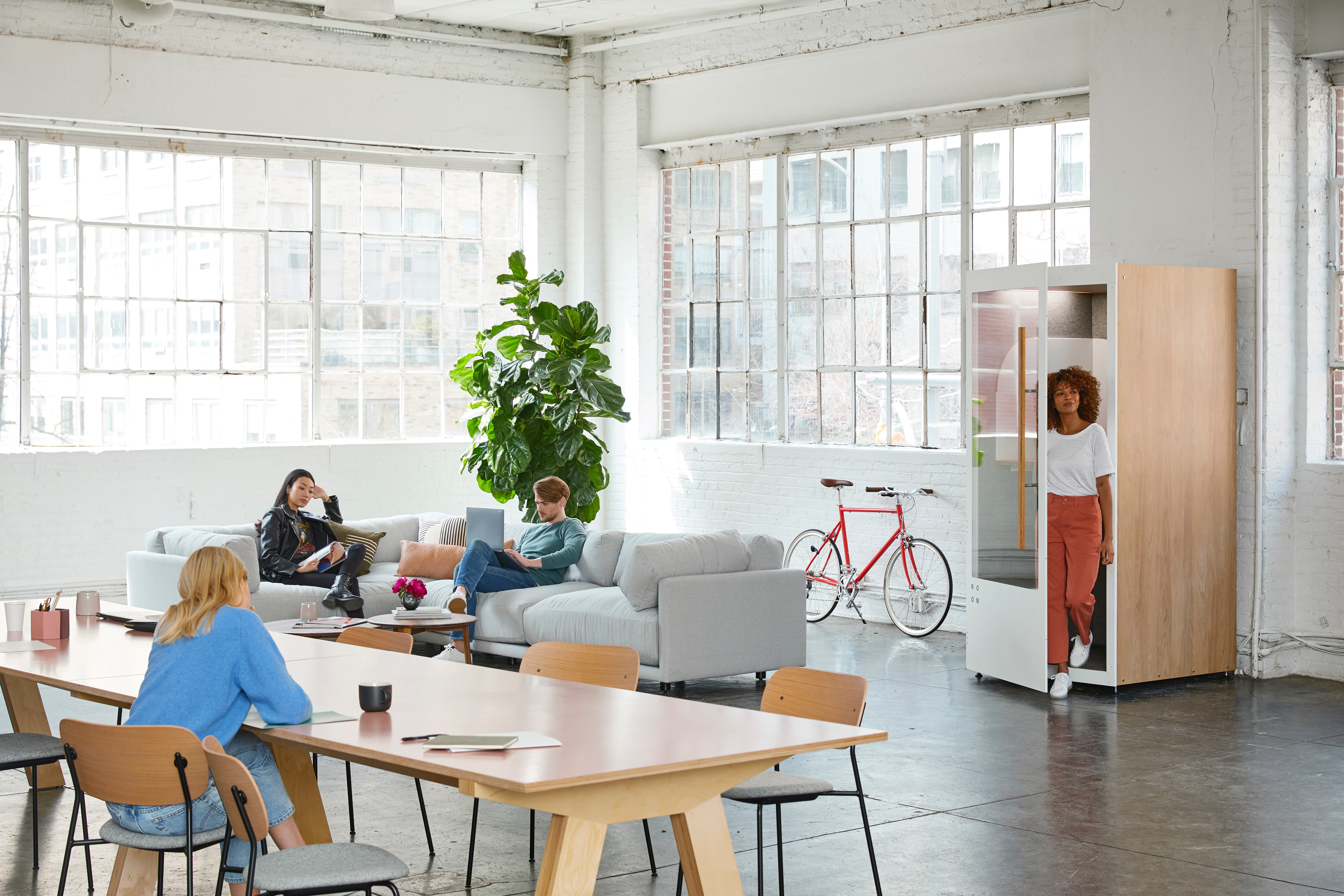 When to move on from a co-working space
